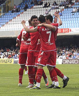 Adiós ascenso directo, hola playoffs (Celta 1 – Vall 2)